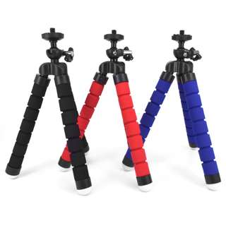 TGP074 Flexible tripod for camera and smartphone octopus tripod
