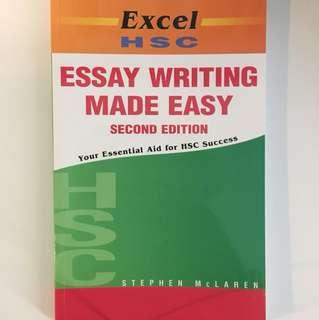 HSC ESSAY WRITING MADE EASY