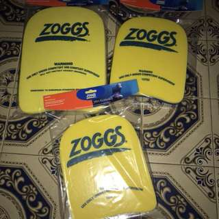 Zoggs kids kick boards