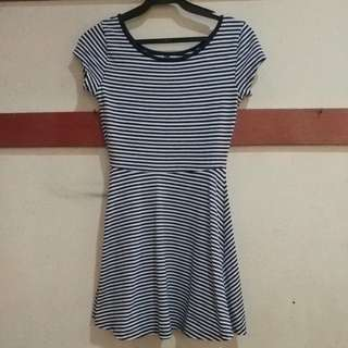 Cotton On stripes casual dress