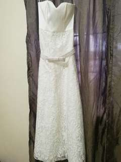 Brand-new Wedding Gown