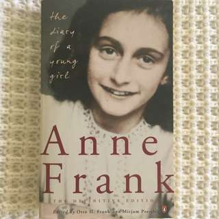 The Diary of Anne Frank Definitive Edition