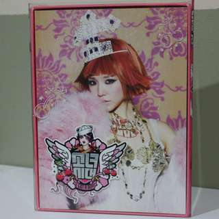 [RARE] GIRL'S GENERATION I GOT A BOY ALBUM: Tiffany Version