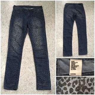 "H&M skinny jeans (29"")"