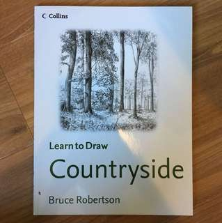LEARN TO DRAW COUNTRY SIDE