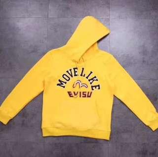 Evisu  Yellow/Black/White
