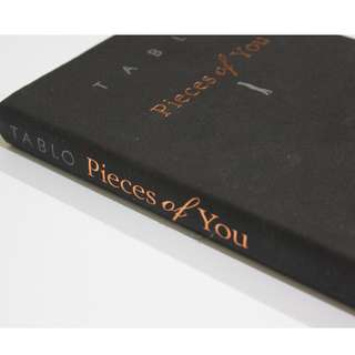 TABLO PIECES OF YOU NOVEL [ENGLISH VER.] Collection of Short Stories