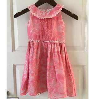 Bubble girl dress