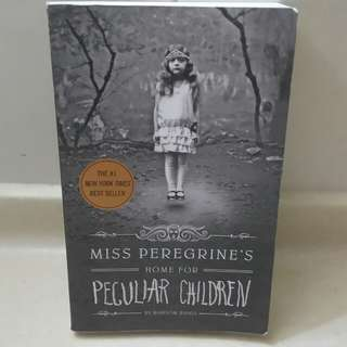 Miss peregrine 's Home for Peculiar Children