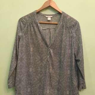 H&M kemeja blouse