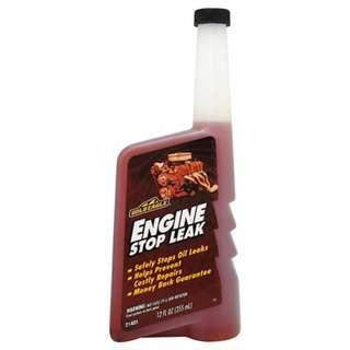 Gold Eagle 21401 Engine Stop Leak 355mL