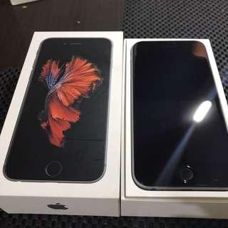 🚚 台積電版 iPhone 6s 太空灰 16g [保固中]