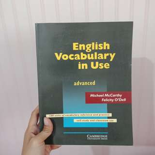 English Vocabulary in Used Advance : Cambridge