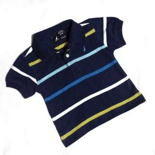 Nautica Polo Shirt 12mos-18mos