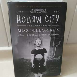 Miss Peregrine 's HOLLOW CITY