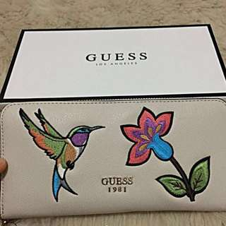 New Guess Wallet