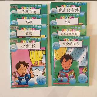 Scroll Chinese readers