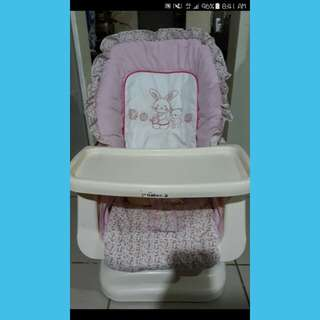 Juniors baby swing bed/chair