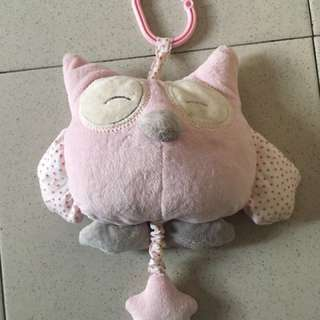 Infant toy - with music
