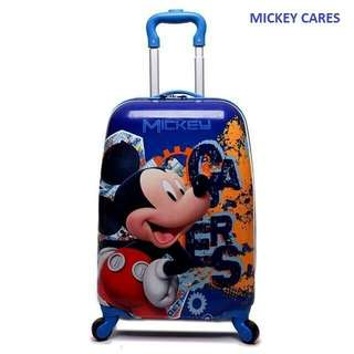 Mickey Cares Trolley Bag