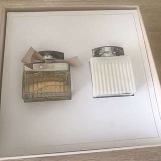 Chloe perfume gift set NEW