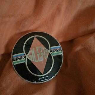 Gilera Emblem Anniversary