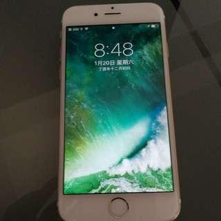 Iphone 6 16gb 金色, 新淨後備機