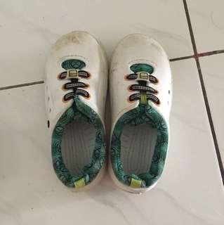 Ben10 white shoes