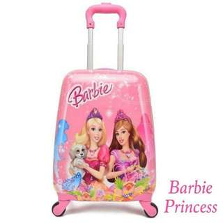 Barbie Princess Trolley Bag