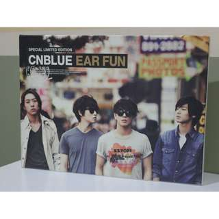 CN-BLUE EAR FUN LIMITED EDITION ALBUM [Kang Minhyuk Ver.]