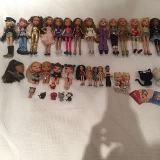 Bulk Bratz Collection