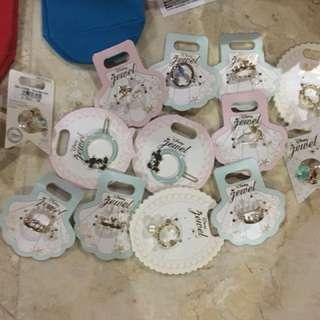 Disney jewellery original from dianey store japan, mau disale aja, harga setiap barang 125.000
