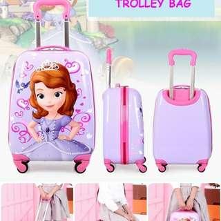 Sofia The First Trolley Bag