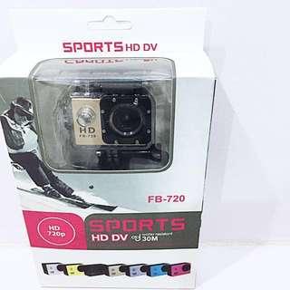 SPORTS HD DV Camera & Video (HD 720p)