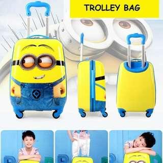 Minion Trolley Bag