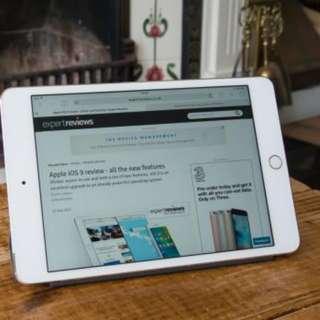 iPad mini 4 128gb wifi version