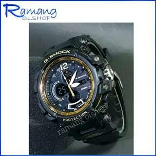 Jam tangan Casio G-Shock GPW2000 KW super