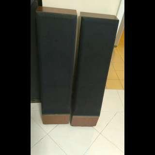 THIEL CS 0.5 Speakers