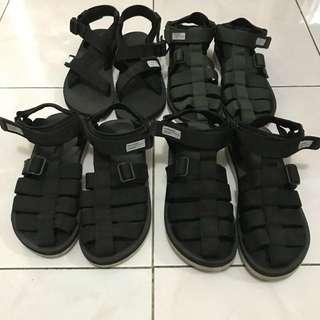 Hijack Krug Black Size 42
