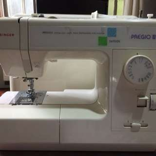 Singer portable sewing machine