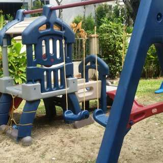 Outdoor playland