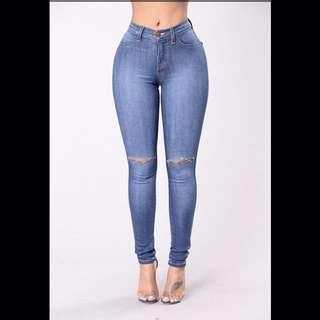 High Waisted Jeans Fashion Nova - Canopy Jeans