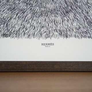 法國Hemers絲巾現代抽象 Carre Paris 裝飾畫
