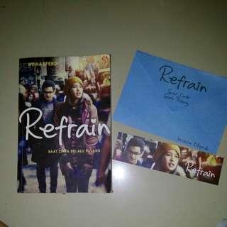 Novel Refrain (movie cover)