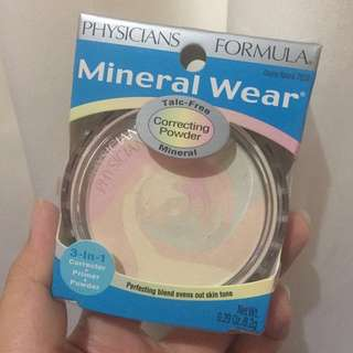 Physicians Formula: Mineral Wear