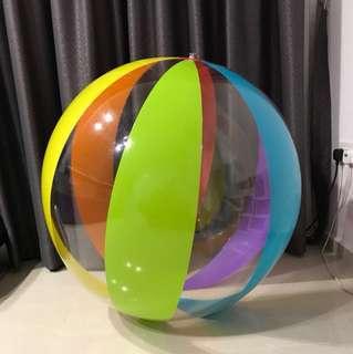 "Inflatable Beach Ball 48"""