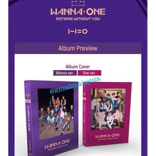 Ready Stock!!🔥 Wanna One Repackaged Album