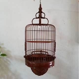 Mata Puteh Bird Cage.