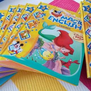 Disney magic English grolier