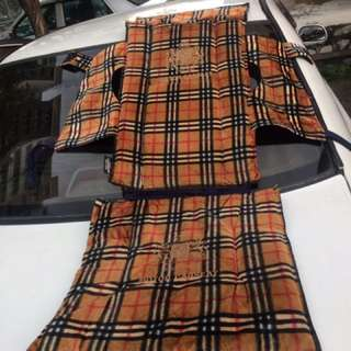 Cover car seat BURBERRY
